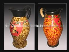 Lombok terracotta-7, pitcher