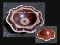 Lombok terracotta-9, Bowl