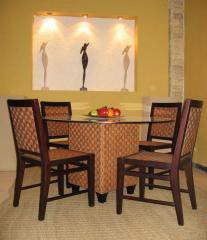 Ghea Dining Set