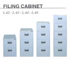 Filing Cabinet Lion