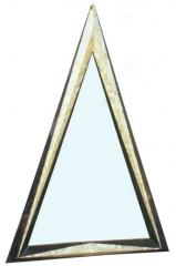 Mirror Triangle Seashell