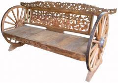 Bench wheel