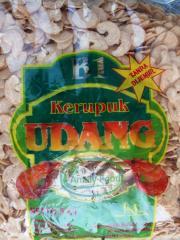 Kerupuk Udang Mente B1  cashews
