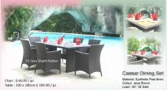 Caesar Dining Set
