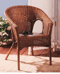 Rattan dinning chair