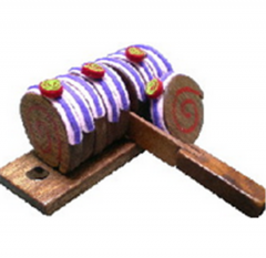 Wooden Toy Bolu Cut