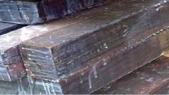Amara  square log balok beams