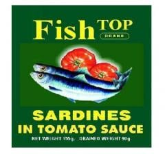 Canned Sardines & Mackerel