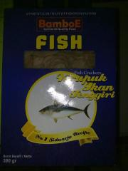 Fish Crackers D 'bamboe