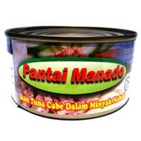 Beach manado chilli tuna in Vegetable Oil