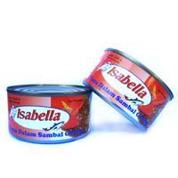 Isabella in the Goreng Sambal