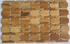Wooden Bathmat