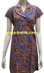 Dress Batik Bening