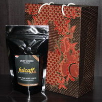 Arabica Kopi Luwak Packaging