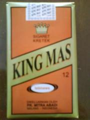 Cigarettes King Mas Special