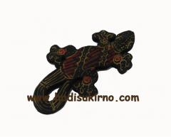 Fridge Magnet Lizard