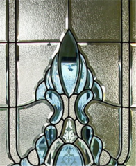 Stained glass Patri