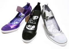 Women Leather Heels