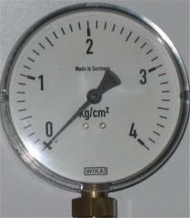 Manometer Wika 4