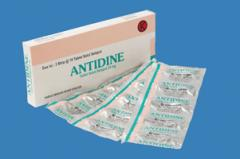 Antidine, 20 mg. film coated tablet