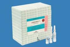 Lidocaine, local anesthetic