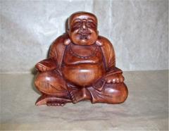 Statue Happy Buda