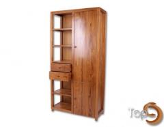 Bookcase RK BK Solo