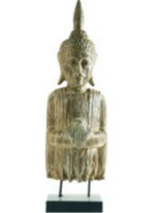 Wooden sculpture Java 01