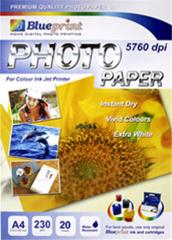 Photo Paper Blueprint