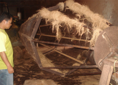 Coconut Coir Sieve Machine
