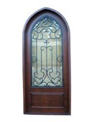 Wood and Iron Doors LWK.201