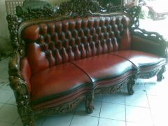 Leather furniture offer to sell