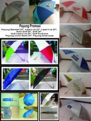 Payung Promosi & Jas Hujan Promosi
