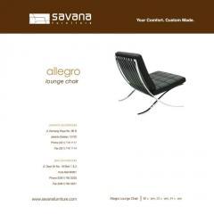 Alegro Chair