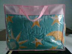 Bags bed cover