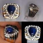 Gemstone: Natural Sapphire