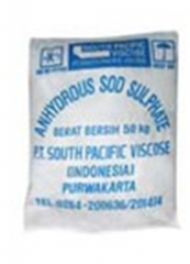 Sodium sulphate (anhydrous)