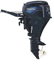 Tohatsu 20HP 4-Stroke Outboard Motor