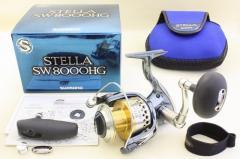 Shimano STELLA SW 8000-HG