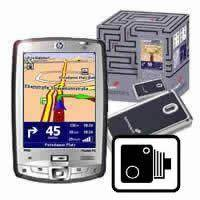 Tomtom Bluetooth Navigator 5 with HP Ipaq 2410