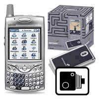 TomTom Bluetooth Navigator 5 with PalmOne Treo 650