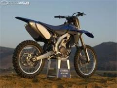 Yamaha YZ450F Bike