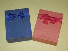 Оrgandy ribbon pendant box