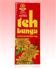 Chrysanthemum tea Teh Bunga