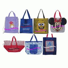 Spunbond bag for promotions