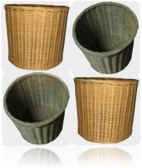 Square Hamper Rattan Basket
