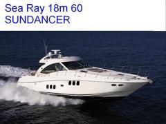 18m Sea Ray 60 Sundancer Yacht 2008