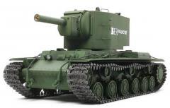 Tamiya 1/16 R/C F-O Russian KV-2 GIGANT Heavy Tank