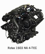 Rotax 1503 DT 4-TEC Engine