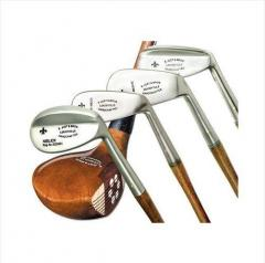 Introduction To Hickory Golf Set of Clubs with